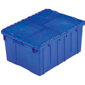 ORBIS Flipak® Distribution Container FP261 - 23-7/8 x 19-5/8 x 12-5/8 Blue - Pkg Qty 3