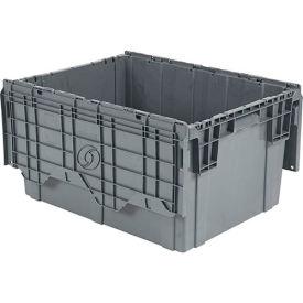 ORBIS Flipak® Distribution Container FP403 - 27-7/8 x 20-5/8 x 15-5/16 Gray