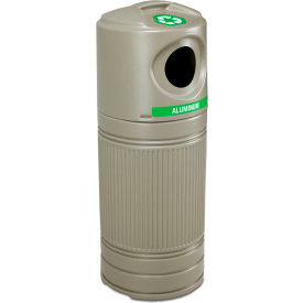 Littermate Recycler Trash Can Beige