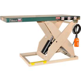 Beech® LoadRedi™ Heavy-Duty Scissor Lift Table RM48-60-2W 64-5/8 x 24 6000 Lb. Cap.