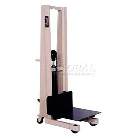 """Beech® Compact Foot Pedal Operated Work Positioner PS-3080 80"""" Lift 1000 Lb. Cap."""