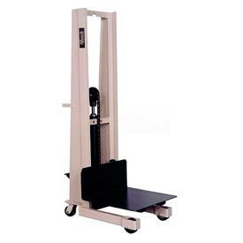 """Beech® Compact Foot Pedal Operated Work Positioner PS-3060 60"""" Lift 1000 Lb. Cap."""