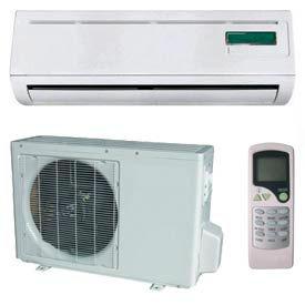 Pridiom® Classic Series Ductless Air Conditioner Inverter PMS121HX - 12000 BTU 19 SEER