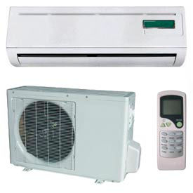 Pridiom® Classic Series Ductless Air Conditioner Inverter PMS181HX - 18000 BTU 19.2 SEER