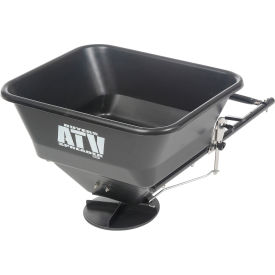ATV All Terrian Vehicle Spreader 100 Lb. Capacity