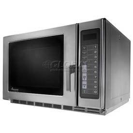 commercial appliances microwave ovens amana rfs12ts microwave 1 2 cu ft 1200 watt. Black Bedroom Furniture Sets. Home Design Ideas