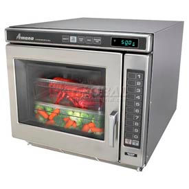 Amana® 1.0 Cu. Ft. 3000 Watt Keypad HD Commercial Microwave