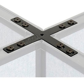 Four Way Connector Kit With 1 Pass Through Cable