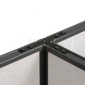 """Three Way Connector Kit For 46"""" H Panel Without Cable"""