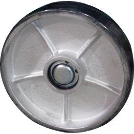 """8"""" Polyurethane Steer Wheel 276005 for Wesco Pallet Trucks 330438 & 168182 by"""