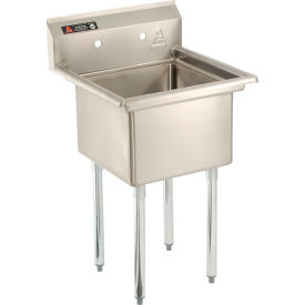Stainless Steel Sink - One Bowl Sink 18 x 18, Aero Manufacturing