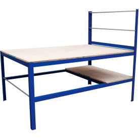 Vestil MPPB-4794 Multi-Purpose Packaging Work Bench - 72 x 48