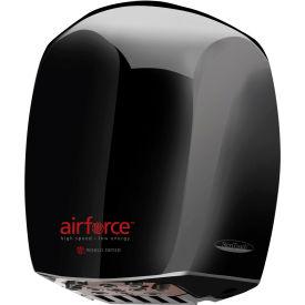 World Dryer Airforce Hand Dryer 208/230V - Black - J4-162A3