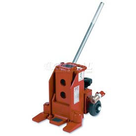 GKS Perfekt® V5 Hydraulic Toe & Saddle Jack 5 Ton Capacity