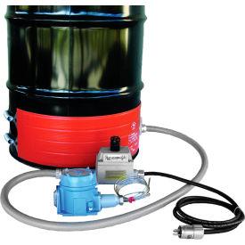 BriskHeat® 30 Gallon Hazardous Area Drum Heater - 240V, T3 Rated