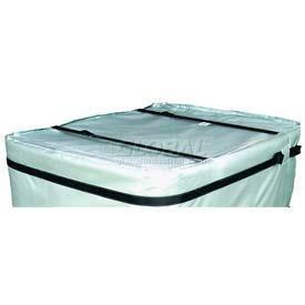 BriskHeat® Insulated Top Cover for Tote Tank Heater