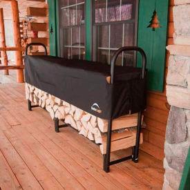 ShelterLogic® 90402 Outdoor Covered Firewood Rack 8 Ft.