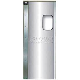 Chase Doors Light Duty Aluminum Service Door Single Panel 3684SDS 3'W x 7'H