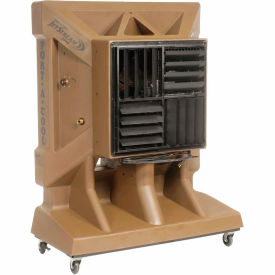 "Port-A-Cool® 24"" Variable Speed Evaporative Cooler PACJS2400 With 48 Gallon Reservior"