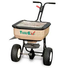 TurfEx 120 Lb. Capacity Heavy Duty Push Spreader - TS85