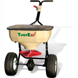 TurfEx 75 Lb. Capacity Heavy Duty Push Spreader - TS65