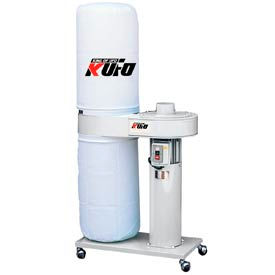 Kufo Seco 1HP UFO-90 Vertical Bag Dust Collector