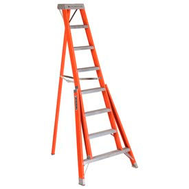 Louisville 7' Type 1A Fiberglass Tripod Ladder, 300 Lb. Cap. - FT1507