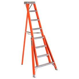 Louisville 7' Type 1A Fiberglass Tripod Ladder, 300 Lb. Cap. - FT1507