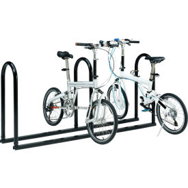 6-Bike Stadium Bike Rack - Ready-to-Assemble