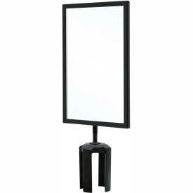 """Tensator Queueway 7""""x11"""" Blank Sign Frame"""