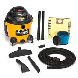 Shop-Vac® 10 Gallon 4.0 Peak HP Wet Dry Vacuum - 9625010