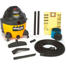 Shop-Vac® 16 Gallon 6.25 Peak HP Wet Dry Vacuum - 9625210