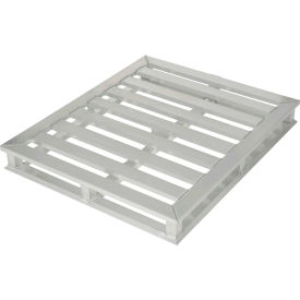 Aluminum Pallet 40x48x5-1/4 Four Way