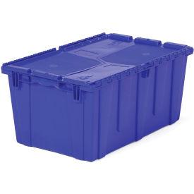 ORBIS Flipak® Distribution Container FP243M - 26-7/8-17 x 12 Blue - Pkg Qty 3