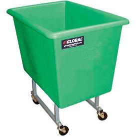 Dandux Green Elevated Plastic Box Truck 51130P06E 6 Bushel Capacity