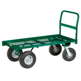Little Giant® Raised Height Nursery Platform Wagon NP-2448-G 24 x 48