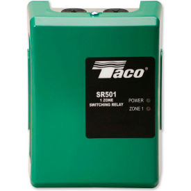 heaters hydronic parts accessories taco single zone relay sr501 246436