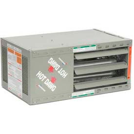 MODINE Hot Dawg Gas Fired Unit Heater HD75AS111SBAN Natural Gas 75000 BTU