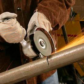 "3M™ Green Corps™ Cutting/Grinding Wheel 66552 4-1/2""x 1/8""x 7/8"" T27 Ceramic 36 Grit - Pkg Qty 40"