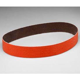 "3M™ Cloth Belt 777F 1-1/2"" x 60"" 60 Grit Ceramic - Pkg Qty 50"