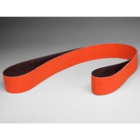 "3M™ Cloth Belt 777F 2"" x 60"" P120 Grit Ceramic - Pkg Qty 50"