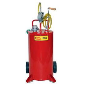 25 Gallon Steel Gas Caddy UL Listed, FC-25GC