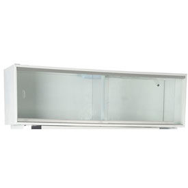 "Sliding Door Cabinet 60"" long O.D. 14.5"" x 13.75"" ID"
