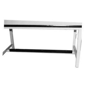 """Foot Rest for 60"""" long Bench"""