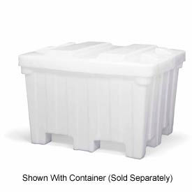 ORBIS Bulkpak CBC4842 Bulk Container Lid Natural 50  x  44
