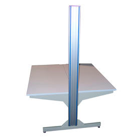 72 x 30 double sided add-on unit ESD laminate