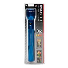 Maglite® ST3D116 3 Cell D LED Flashlight Blue