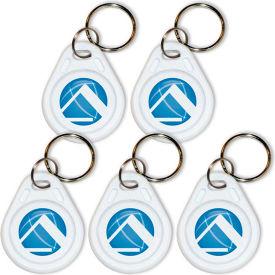 TimeTrax Prox Key Fobs, Pack of 5