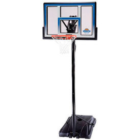 "Lifetime® Courtside Portable Basketball System with 48"" Fushion Backboard"