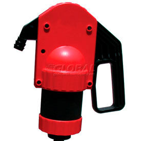 Pistol-Grip Drum Pump